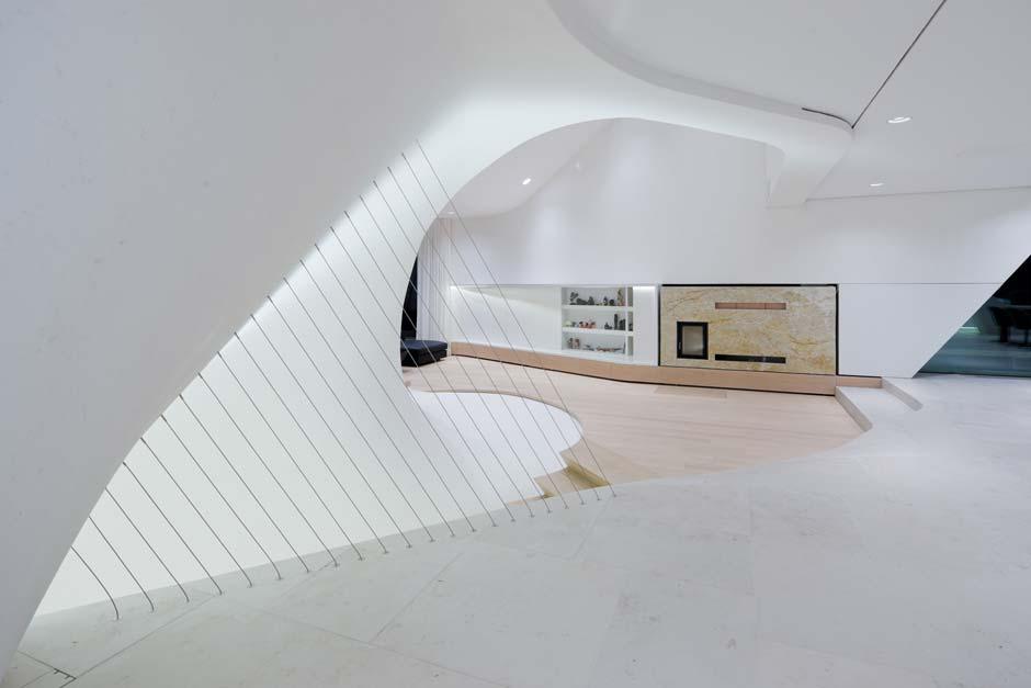 architekturartikel haus am weinberg bei stuttgart von un studio. Black Bedroom Furniture Sets. Home Design Ideas