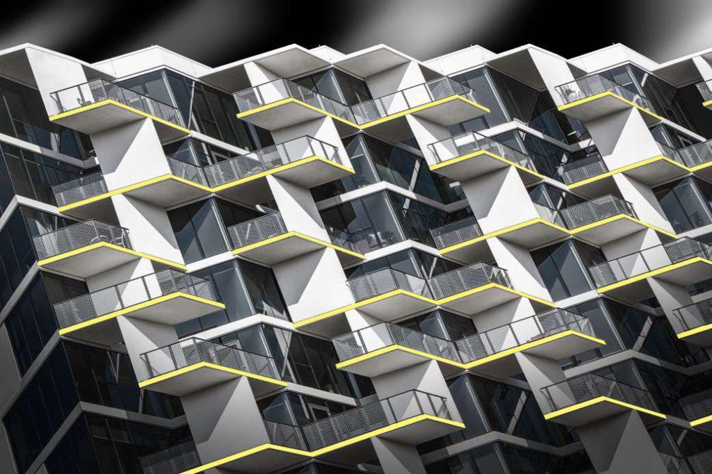 City Hyde Park von Studio Gang Architects