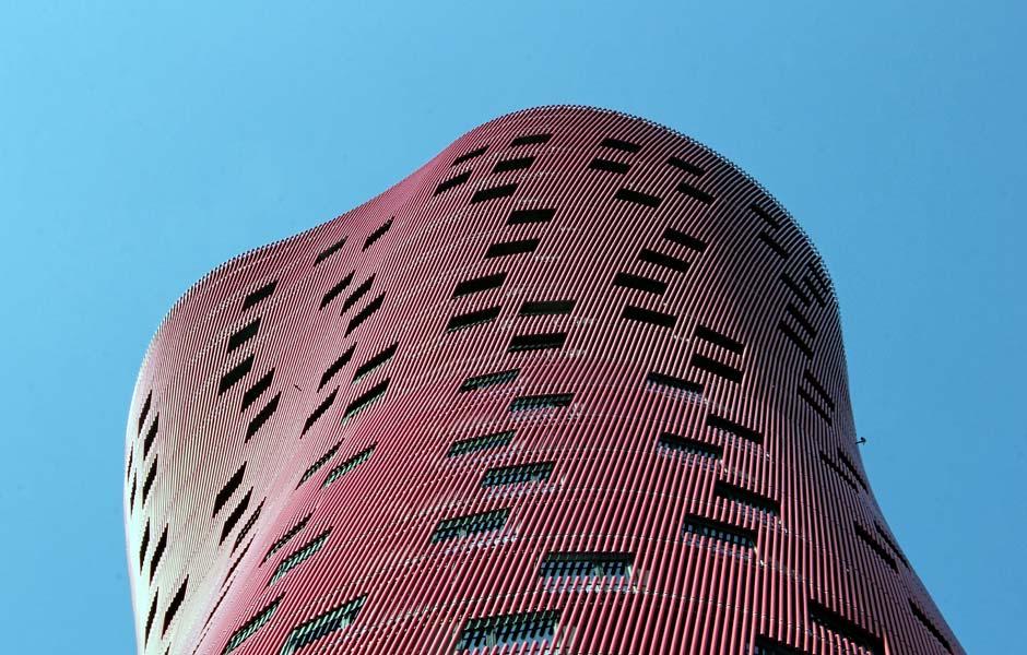Porta Fira Towers von Toyo Ito und b720 Arquitectos